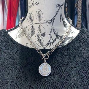 Brighton  serenity amulet necklace